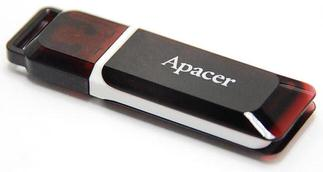 Флеш-драйв APACER AH321 8GB Red - 23501