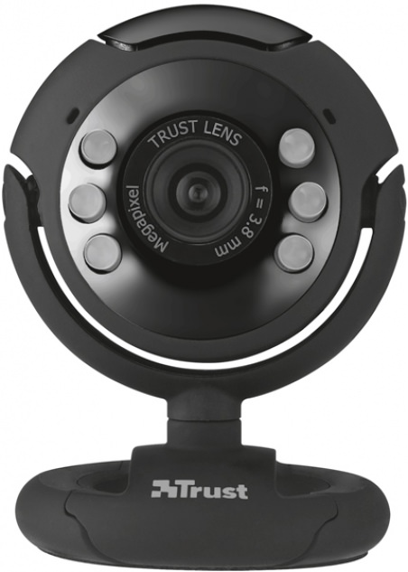ВЕБ КАМЕРА TRUST SPOTLIGHT WEBCAM PRO