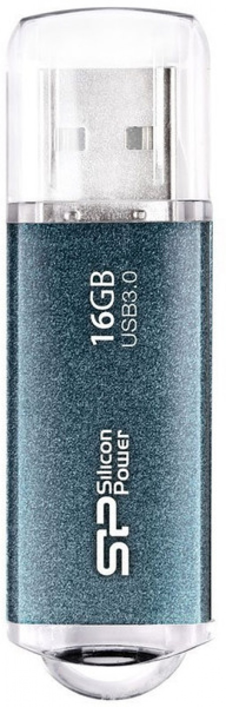 Флеш-драйв SILICON POWER Marvel M01 16GB USB 3.0 Blue
