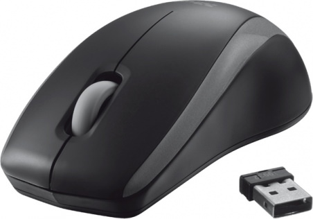 Мышь TRUST Carve wireless mouse