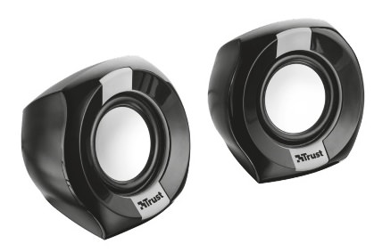 АККУСТИКА TRUST POLO COMPACT 2.0 SPEAKER SET BLACK