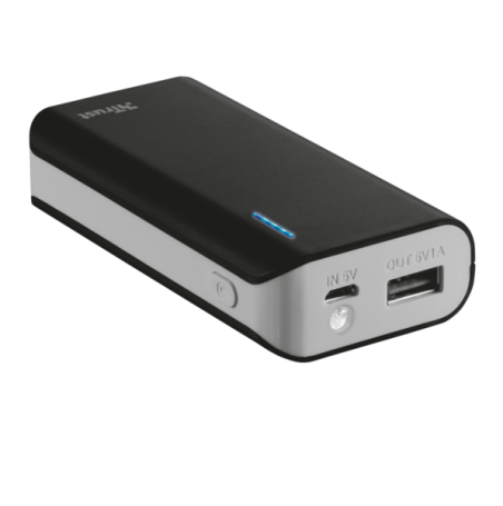 powerbank TRUST Primo 4400 black